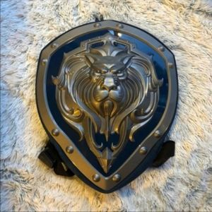 World of Warcraft Alliance Shield Backpack